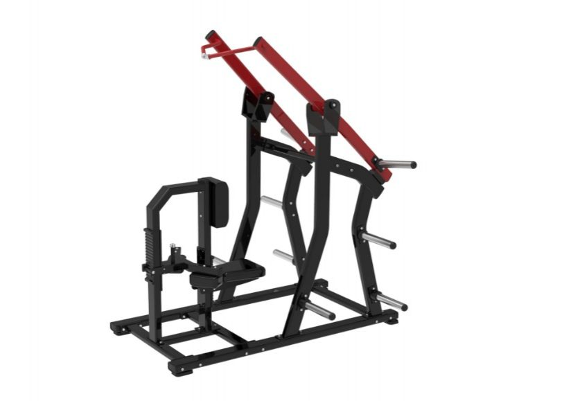 MP-AS 8112- ISO LATERAL FRONT PULLDOWN