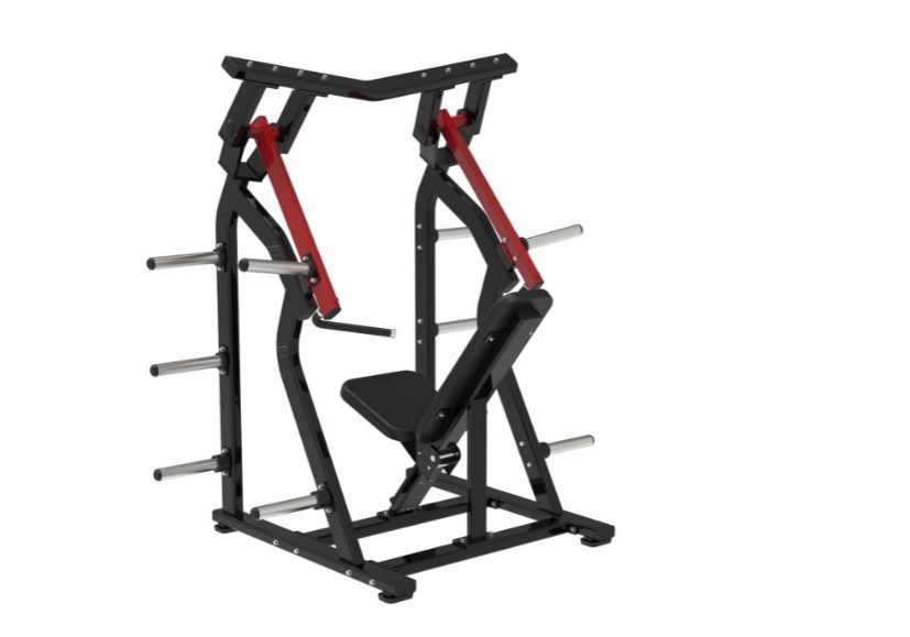 MP-AS 8113- ISO LATERAL SHOULDER PRESS