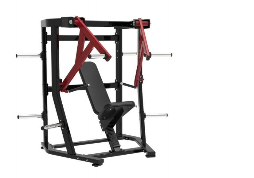 MP-AS 8114- CHEST PRESS