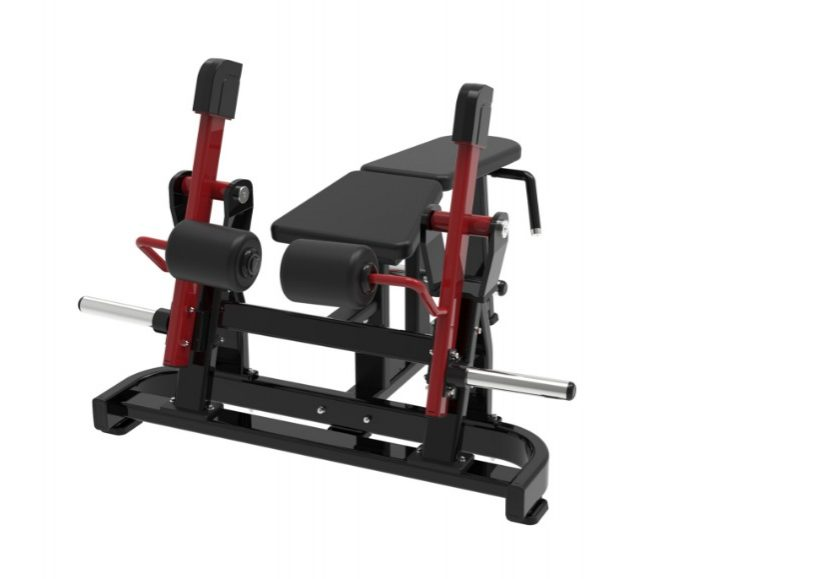 MP-AS 8115- ISO LATERAL LEG CURL