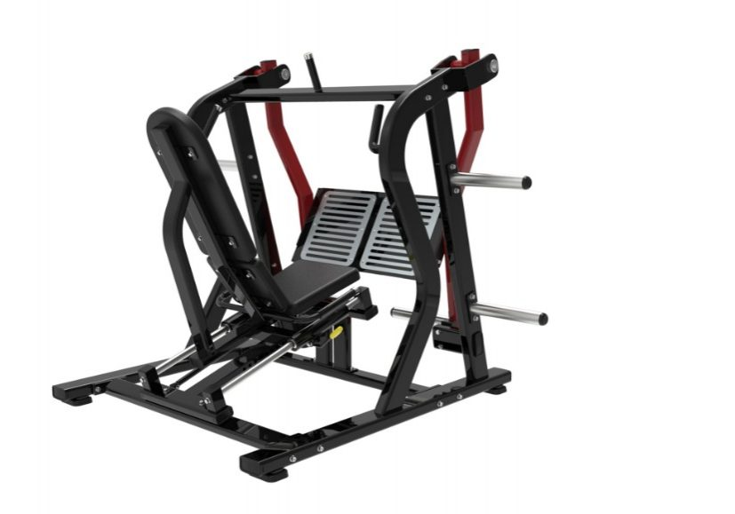 MP-AS 8118- ISO LATERAL LEG PRESS