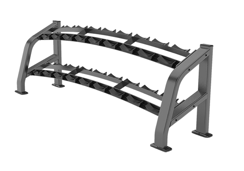 PEB 112  - 2TIER DUMBBELL RACK
