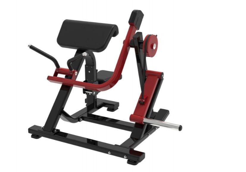 MP-AS 8129- SEATED BICEP CURL