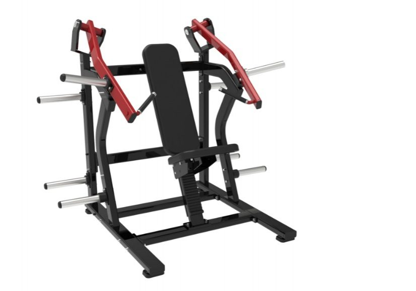 MP-AS 8103 - ISO LATERAL SUPER INCLINE PRESS