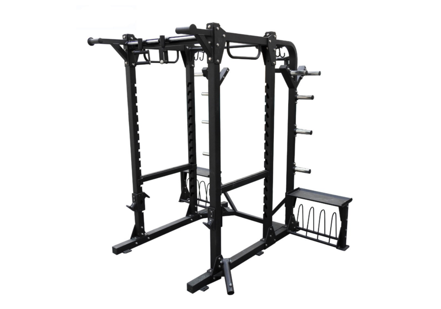 MP- PWR 0027. POWER RACK FULL WEIGHT STORAGE
