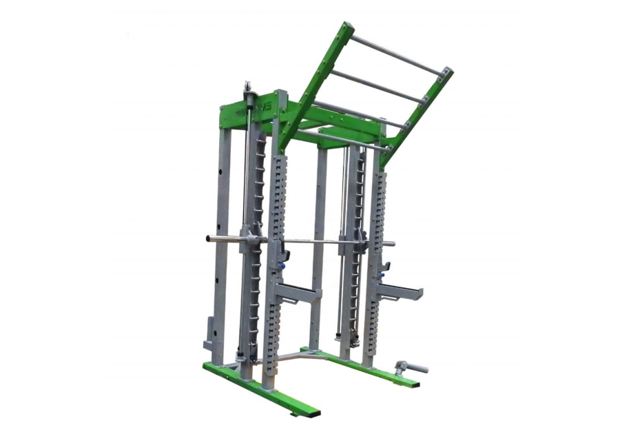 MP - PWR 0045. POWER RACK SMITH SUPREME HP